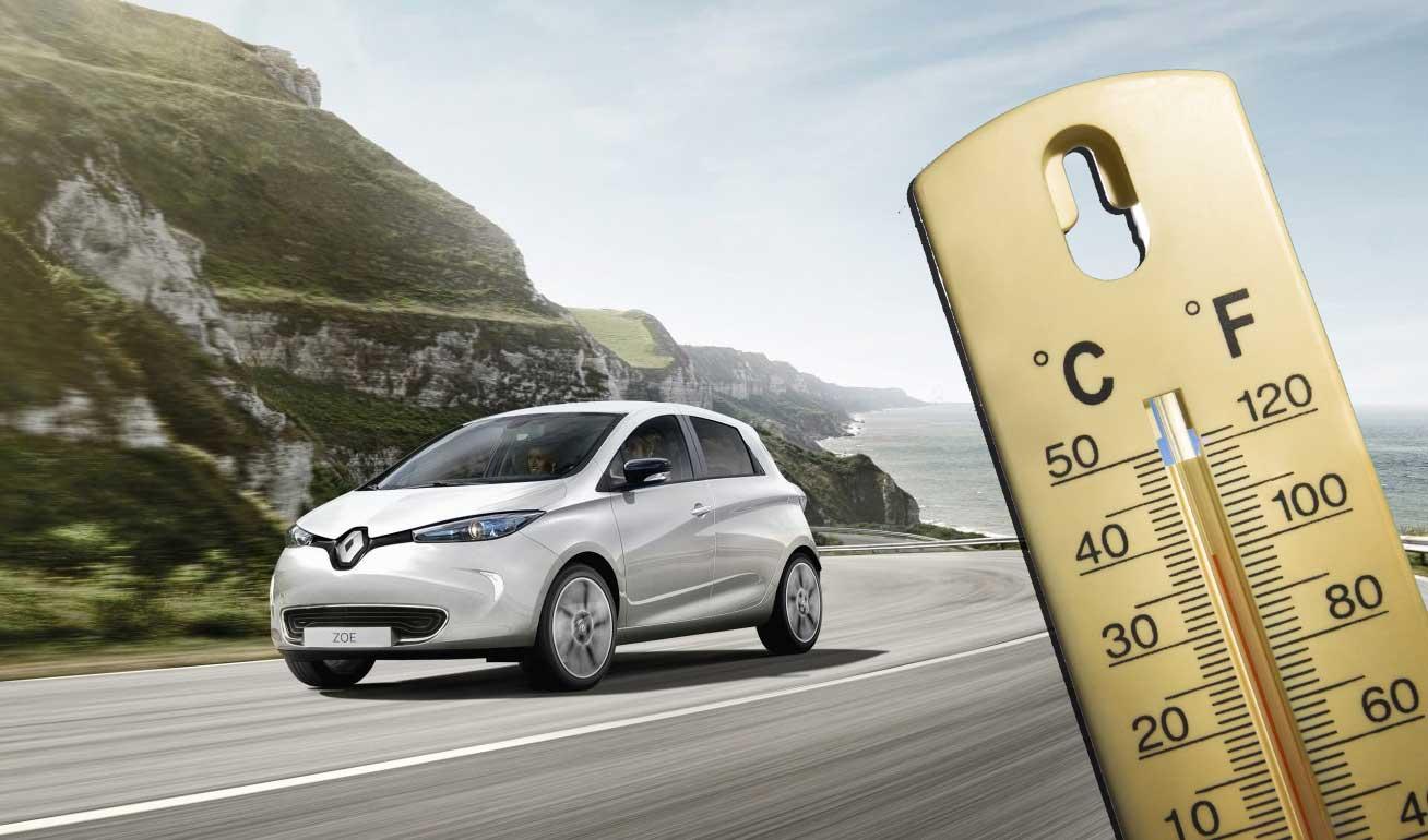 Rafraîchissez la voiture sans allumer la climatisation